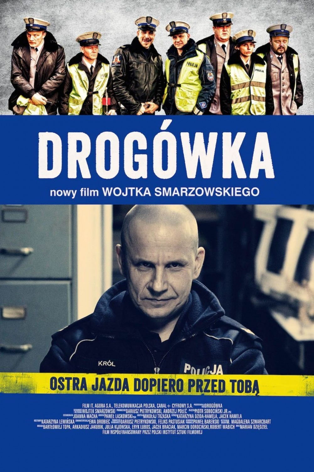 Traffic Department / Drogówka