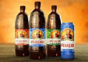Russian Brands: Ochkovo Kvass
