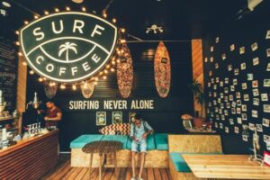 Surf Coffee Russia Business Profiles