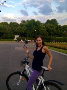 Renting Bicycles in Moscow