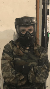 Paintballing in Irkutsk